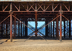 Old Victoria Pier