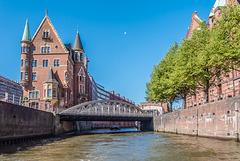 Fleetfahrt / Canal Cruise (240°)
