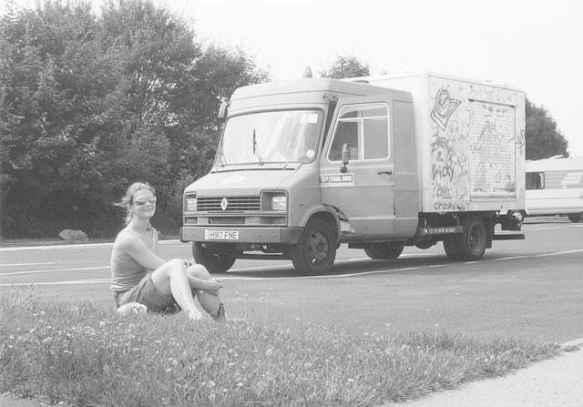 Truck with Suzi