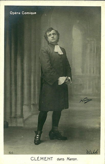 Edmond Clement