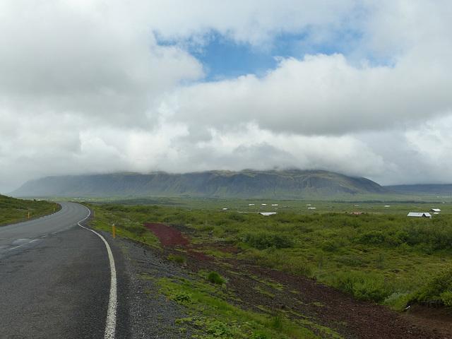 A View from Kerið (3) - 18 June 2017