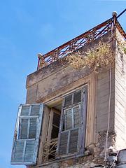 Tunisi : Casa pericolante nella Medina