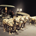 Model Chariot from the Tomb of Shihuangdi in the Metropolitan Museum of Art, July 2017