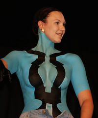 80 (48)...event ..bodypainting work