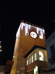 Horloge illuminée