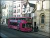 Oxford gone pink