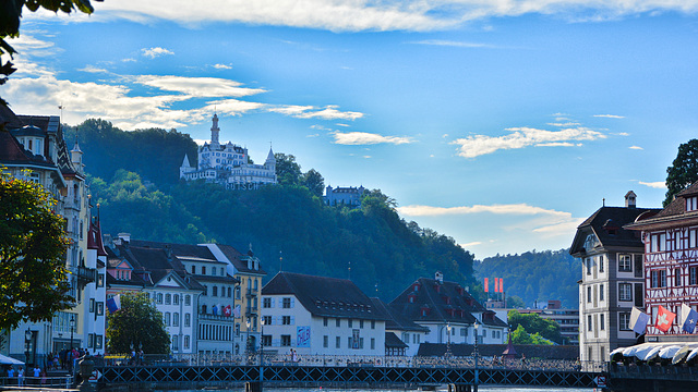 Schloss Gütsch Luzern