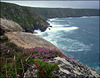 West Penwith Coast from Bosigran Head. H.A.N.W.E.