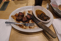 Logan's Roadhouse Steak