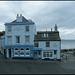 Rock Point Inn gone blue
