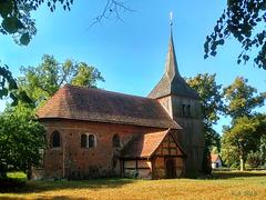 Sülstorf, Johanniter-Kirche