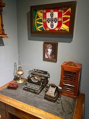 Lisbon 2018 – Museu da Guarda Nacional Republicana – Office