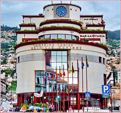 Funchal : Shopping center