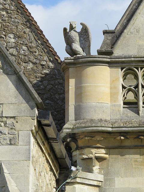 st. mary r.c. church, chiselhurst, london