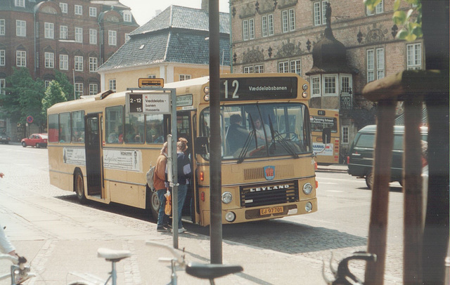 Aalborg 206 (EJ 97 701) - 1 June 1988 (Ref: 68-23)
