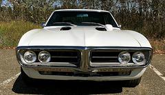 1960's Pontiac Firebird.