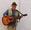 Domenico - a good guitar man in Ostuni...