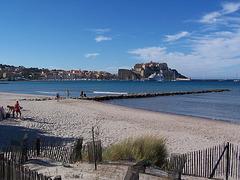 Bucht von Calvi und Zitadelle