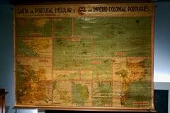 Lisbon 2018 – Museu da Guarda Nacional Republicana – Portugal as colonial power