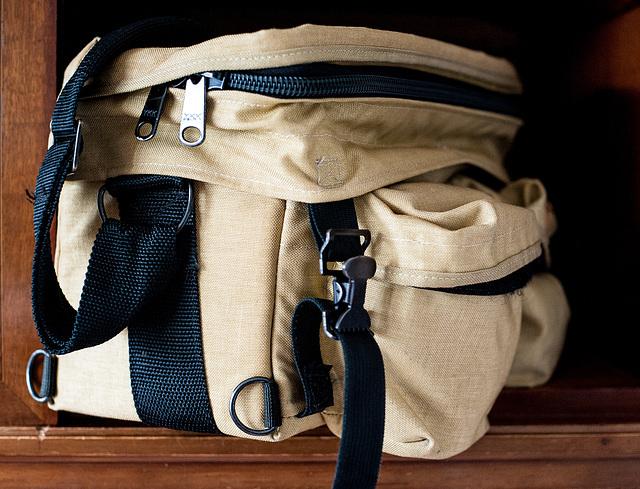 The Tenba Bag, The Nikon 50mm f/2 Lens