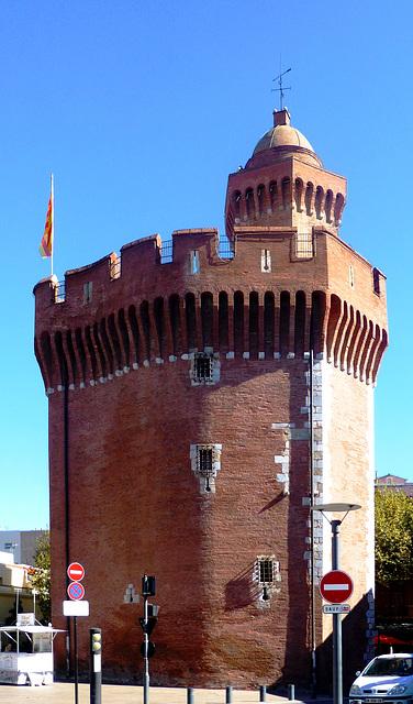 FR - Perpignan - Le Castillet
