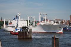 Kommt ein weißes Schiff aus Panama! (PiP)