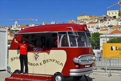Lisboa, Tall ships race, Benfica...Ficabem?!  HFF!