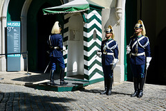 Lisbon 2018 – Changing the guard at the GNR headquarters
