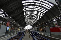 Frankfurter Hauptbahnhof (4xPiP)