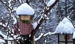 First heavy snow fall -Dec 6, 2019
