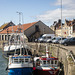 Two Fishing Boats, Pittenweem Harbour