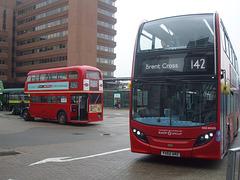 DSCF1138 Amersham & District Motorbus Society Running Day at Watford Junction - 8 Apr 2018