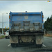 Truck's arse