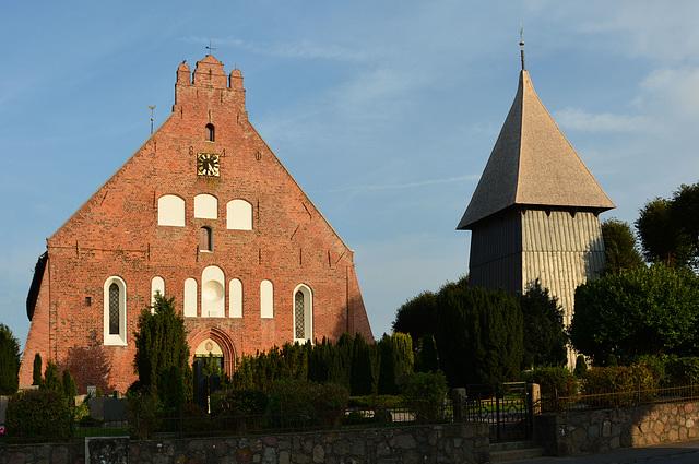 Fehmarn:  In Landkirchen