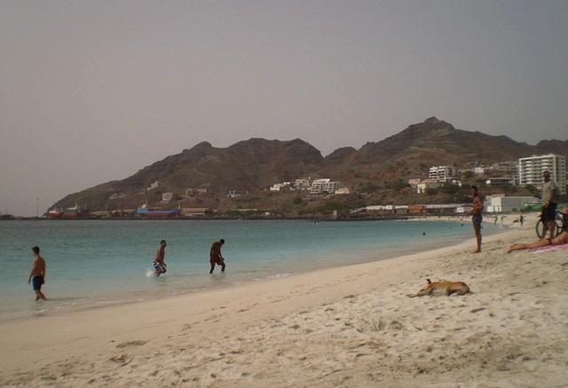 Laginha Beach.