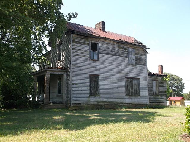 Haunted house / Maison hantée