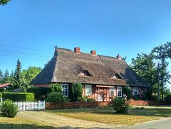 Sülstorf, ein altes Haus
