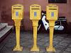 Postboxes, Marrakech, Marokko
