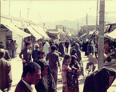 Kerman, Iran, 1977