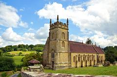 Horningsham Church.