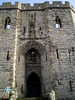 Main Gate of Caernarfon Castle.