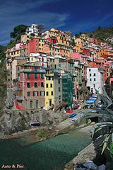 I colori di Riomaggiore