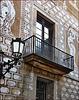 Barcellona : Ancora un bel palazzo del centro storico