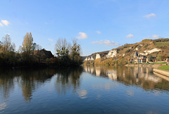 la Seine en scène