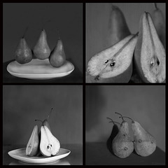 homage to the pear