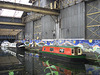 Grand Union Canal dock