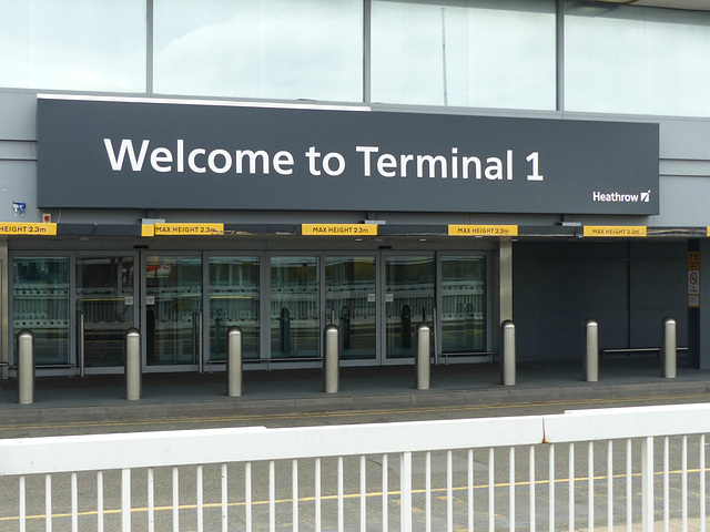 My Farewell to Terminal 1 (1) - 17 June 2015