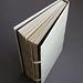 Limp vellum binding