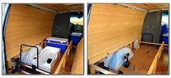 Astro Van -- Interior Storage