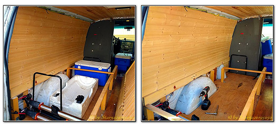 ipernity: Building an ASTROnomy camper-van -- Part #2a by